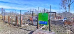 wild sage community garden